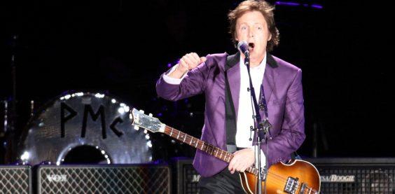 Paul McCartney faz show em Porto Alegre Foto João Mattos capa